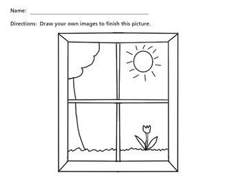 Draw a Scene (Spring)