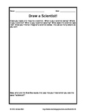 Draw a Scientist Activity
