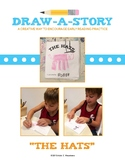 """Draw-a-Story Early Reader Mini Book: """"The Hats"""""""