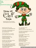 Draw an Elf Activity