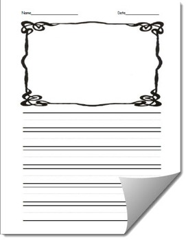 Draw and Label Template (Differentiated)