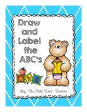 Draw and Label the ABC's