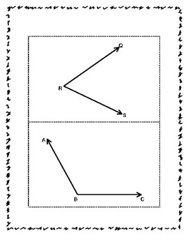 Draw and Measure Angles (TEKS 4.7C, 4.7D)