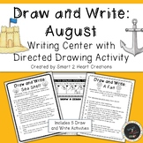 Draw and Write August (Writing and Directed Drawing Center)