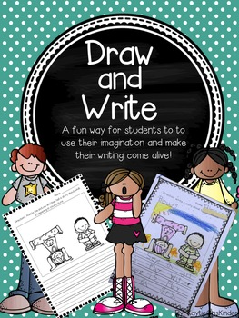 Draw and Write: Creative Writing for Kids