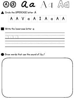 Draw and Write Dual Language Journal: ELA Focus