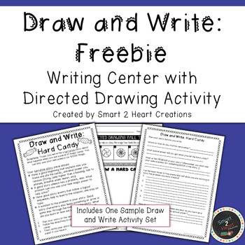 Draw and Write Freebie