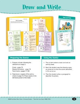 Draw and Write (Paragraph Writing)
