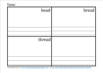 Draw and Write Phonics Sentences HUGE Bundle