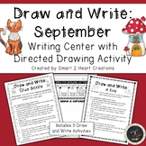 Draw and Write September (Writing and Directed Drawing Center)