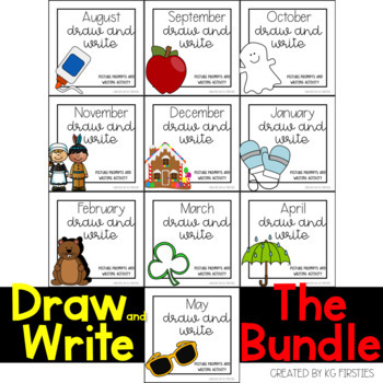Draw and Write-The Bundle