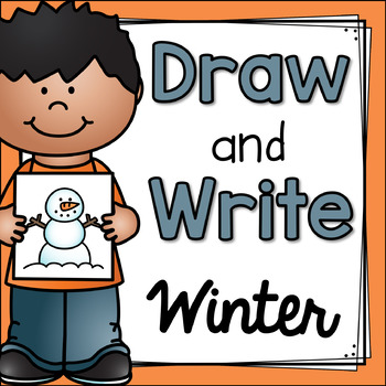 Draw and Write Winter