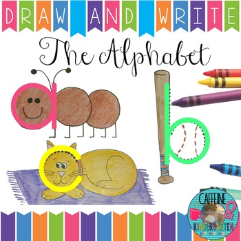 Draw and Write the Alphabet Journal