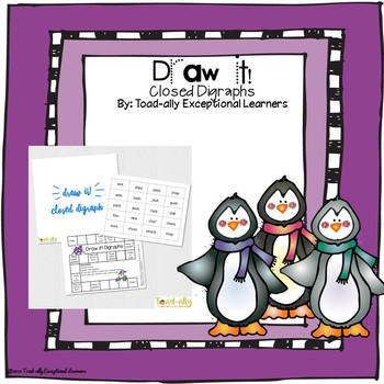 Draw it! Closed Digraphs