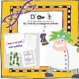 Draw it! Third Grade Math