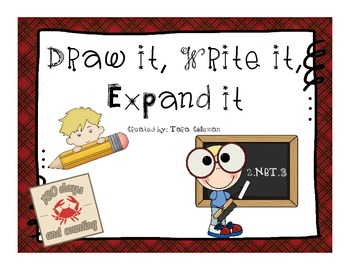 Draw it, Write it, Expand it (2.NBT.3)