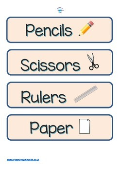 Draw labels