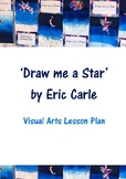 Draw me a Star- Eric Carle Painting Activity