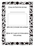 Draw my Favorite Animal