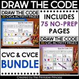 Draw the Code CVC & CVCe BUNDLE