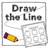 Draw Lines: Art Handout