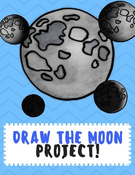 Draw the Moon Project