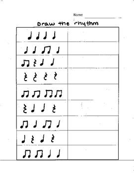 Draw the Rhythm