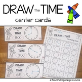 Draw the Time Center Cards