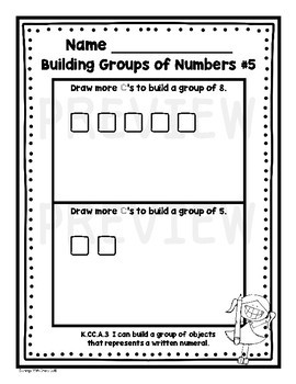 Draw to Solve For Addition (Kindergarten)
