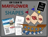 THANKSGIVING MAYFLOWER - Draw with Shapes