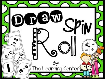 Draw.Spin.Roll