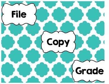 Editable Drawer Labels