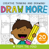 Drawing Activities - Creative Thinking and Drawing