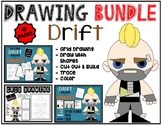 Drawing & Activity Bundle - FORTNITE DRIFT
