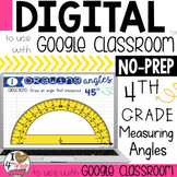 Google Classroom Drawing Angles Digital Task Cards