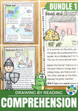 Drawing Based on Reading Comprehension MINI BUNDLE 1
