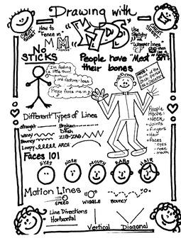 Drawing Bundle for Teachers