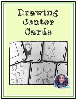 Drawing Center Shape Cards