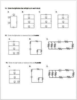 Drawing Circuits Practice