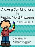 Drawing Combinations through Word Problems
