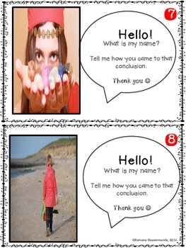Drawing Conclusions Reading Activity