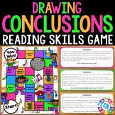 Drawing Conclusions Activity: Drawing Conclusions Game (Inference Game)