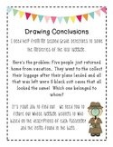 Drawing Conclusions Activity *Top Seller*