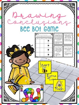 Drawing Conclusions Scoot or Bee Bot Game