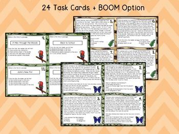 Drawing Conclusions Bundle