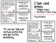 Drawing Conclusions Bundle {Task cards, graphic organizers