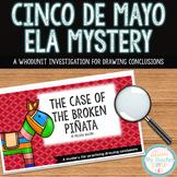 Drawing Conclusions: Cinco de Mayo {The Case of the Broken Pinata}