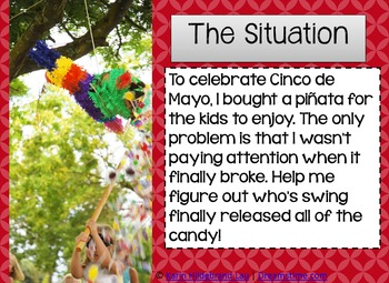 Drawing Conclusions: Cinco de Mayo {The Case of the Broken Pinata}