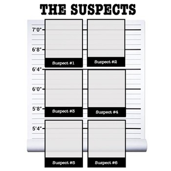 Drawing Conclusions Crime Scene Investigation