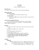 Drawing Conclusions Evaluation Lesson Plan